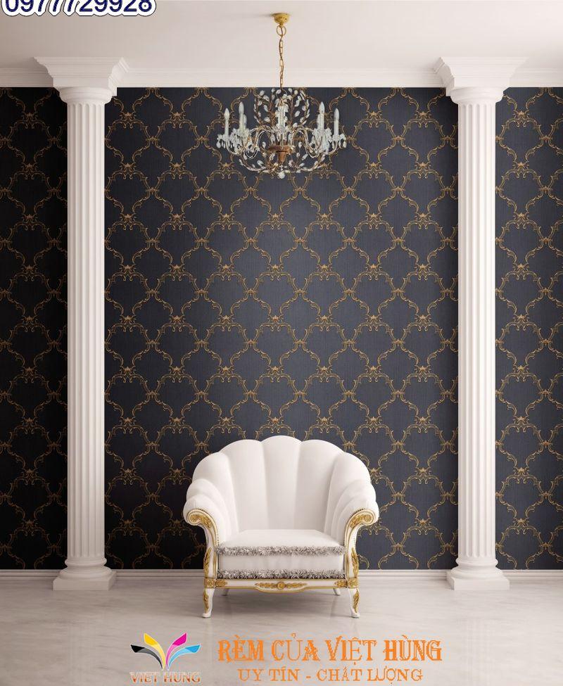 Giấy dán tường phòng khách - 83050-4