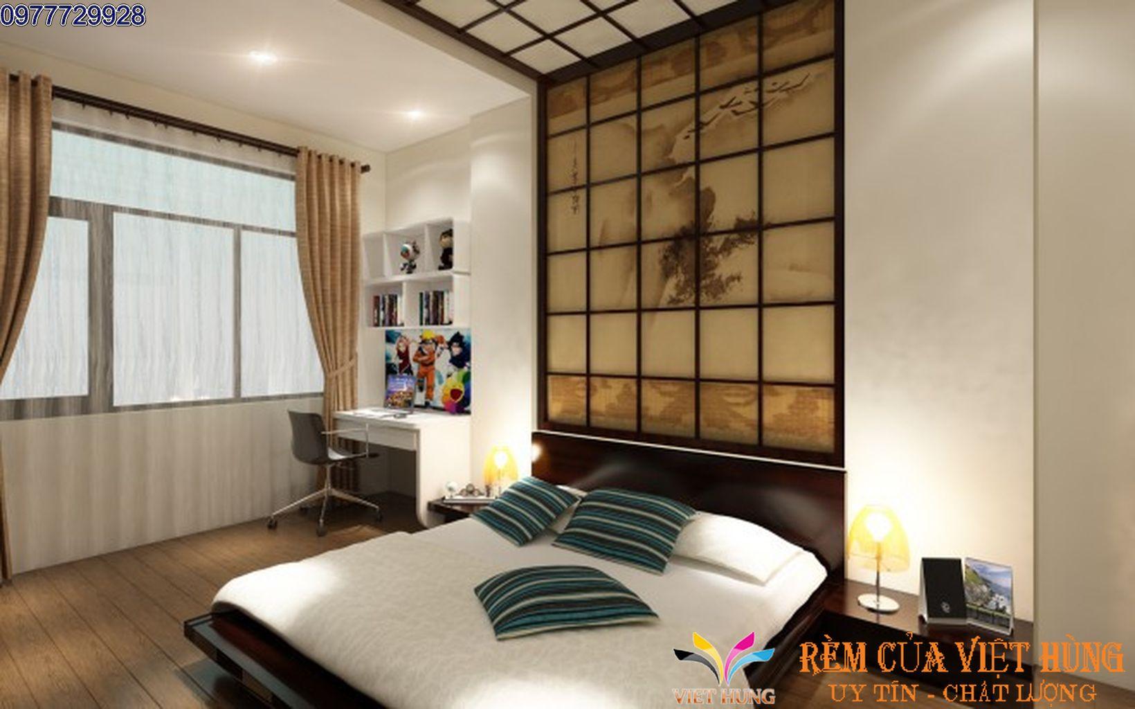Rèm Cửa Phòng Ngủ VH 990-12