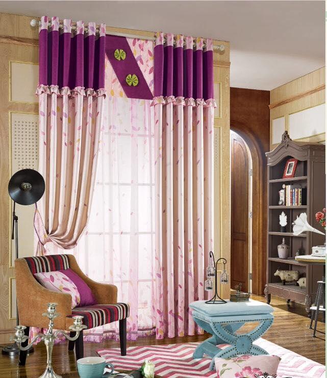 Rèm Cửa Phòng Ngủ VH PN04