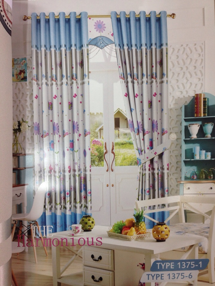 Rèm Cửa Phòng Ngủ VH TM-1375