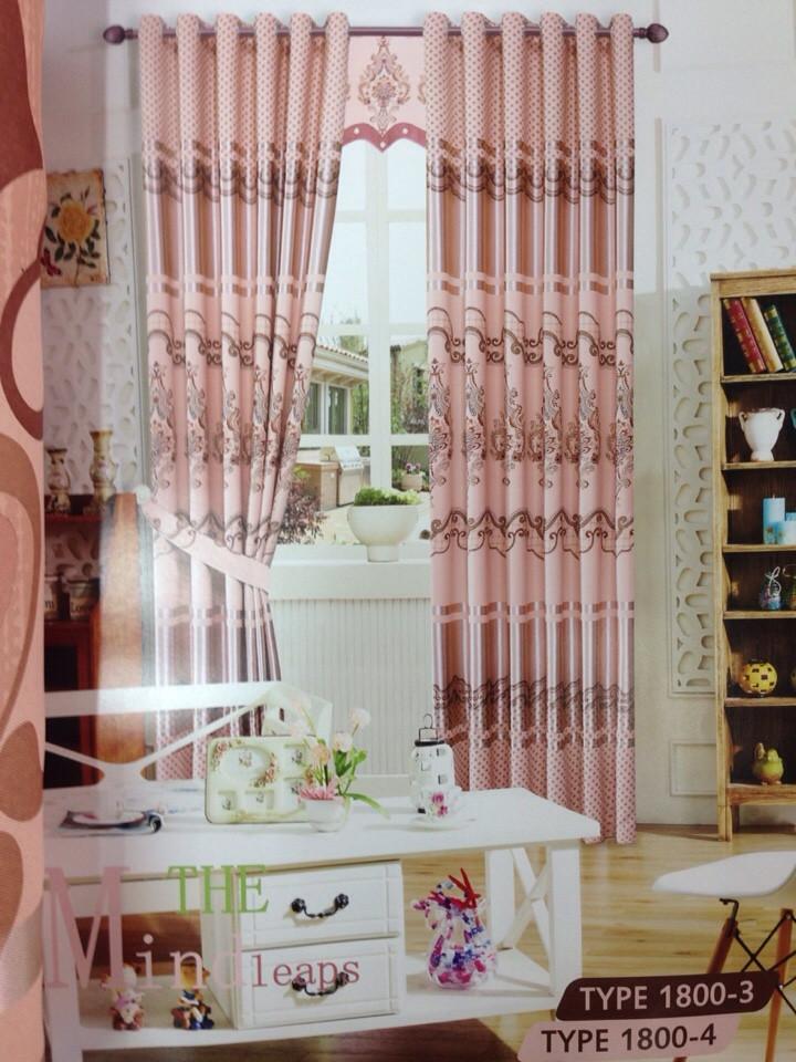 Rèm Cửa Phòng Ngủ VH TM-1800