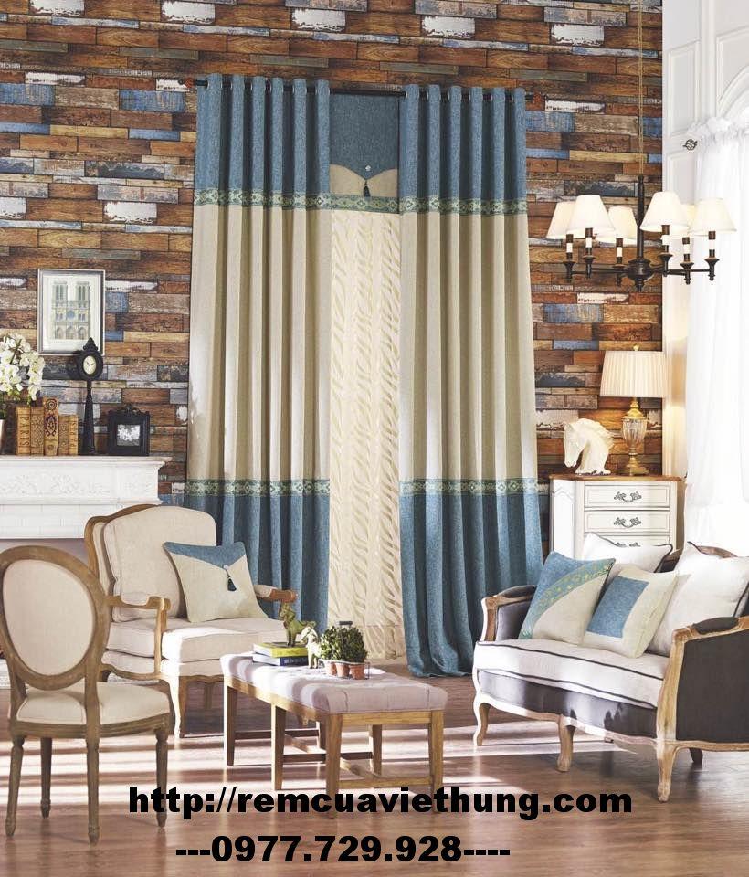Rèm Cửa Phòng Ngủ VH TM24-2