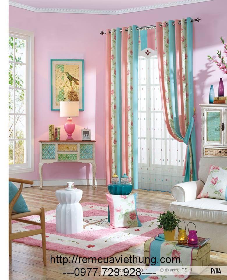 Rèm Cửa Phòng Ngủ VH TM34 -17