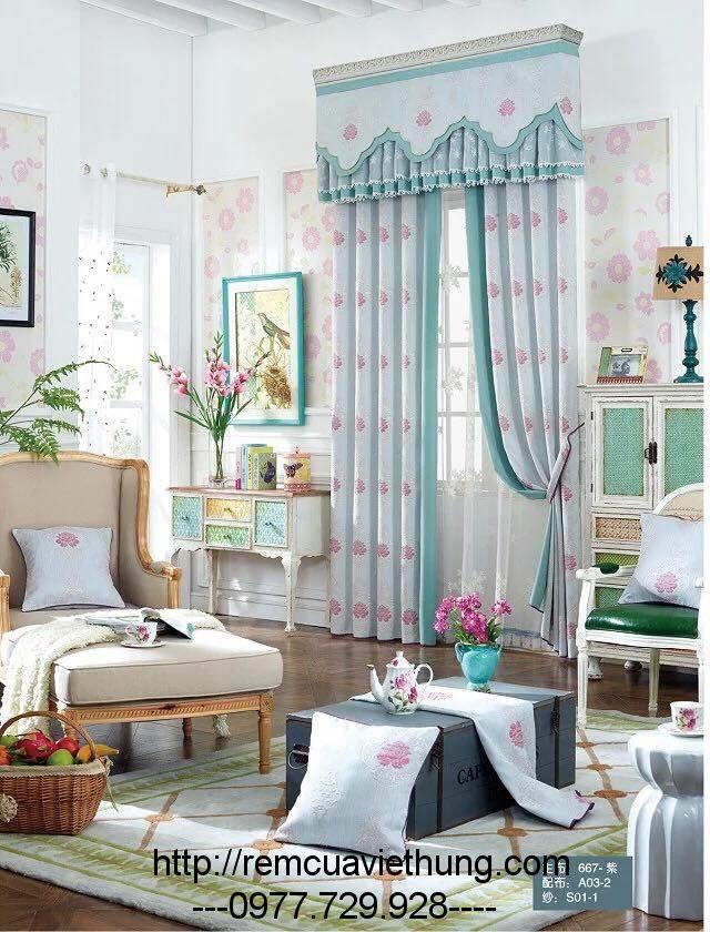 Rèm Cửa Phòng Ngủ VH TM34 -19