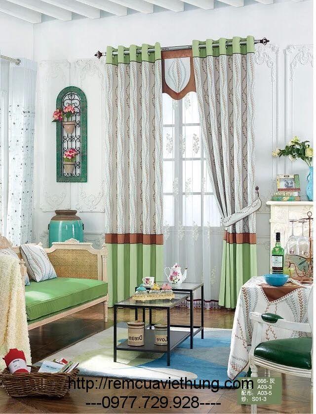 Rèm Cửa Phòng Ngủ VH TM34 -5