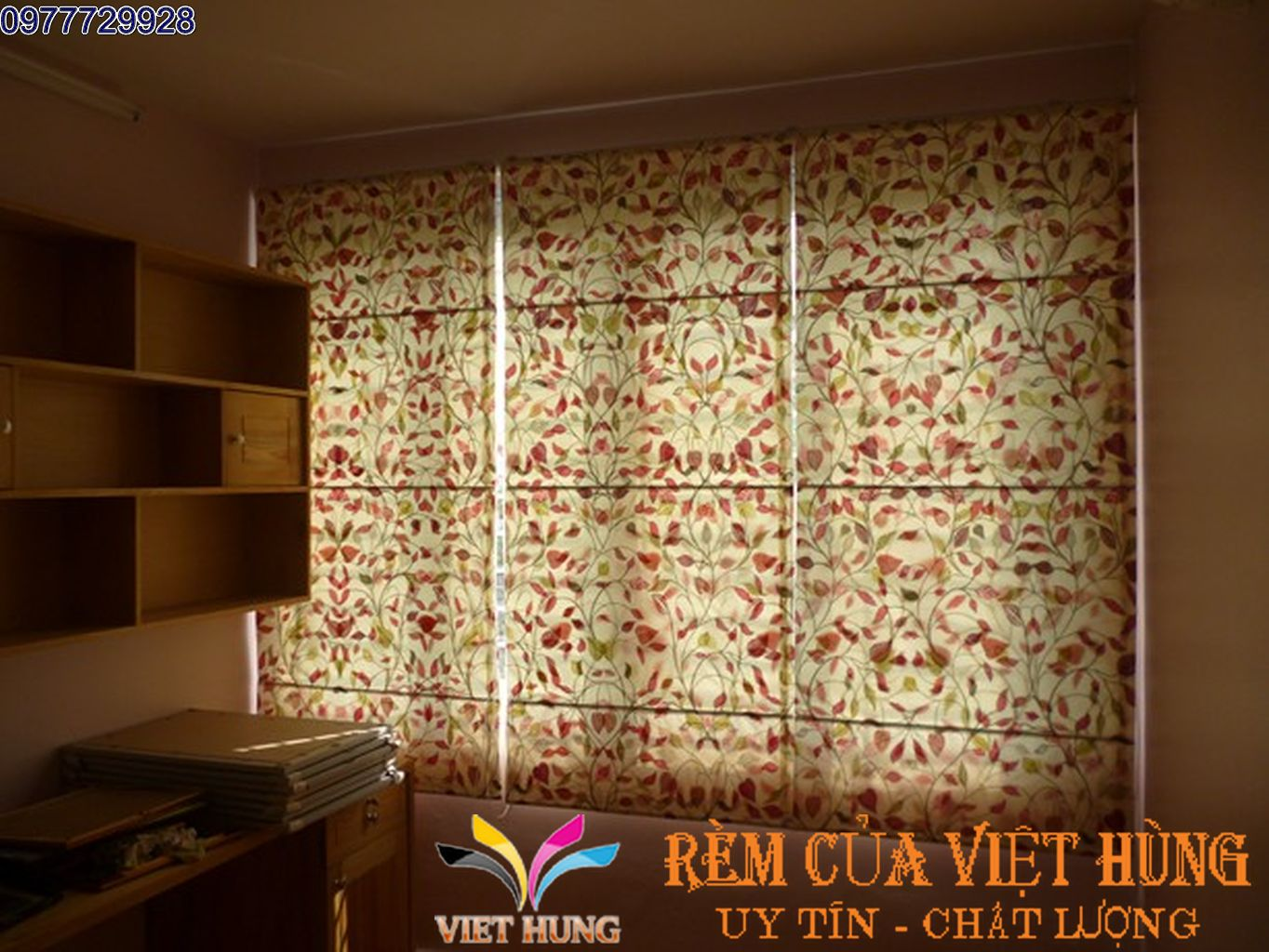 Rèm Roman VH RM46