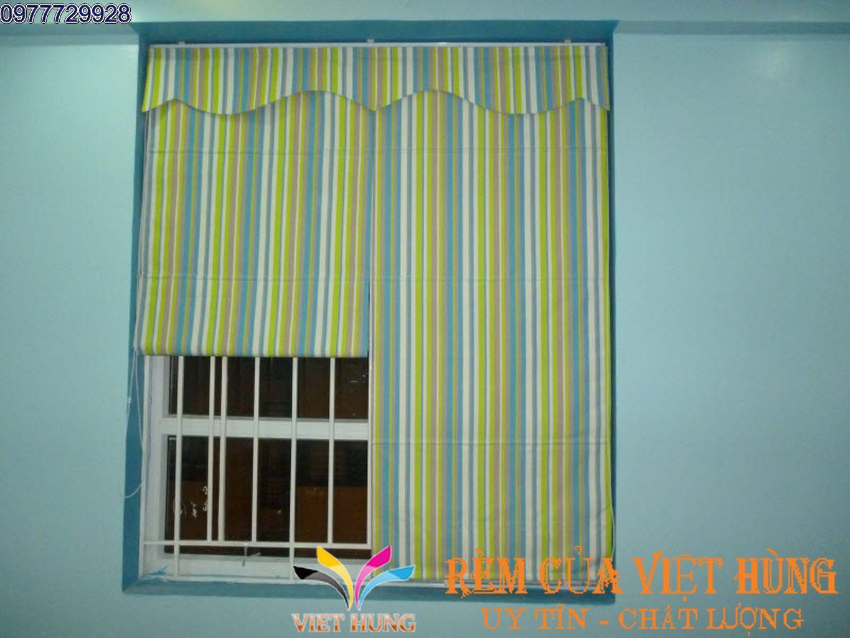 Rèm Roman VH RM51