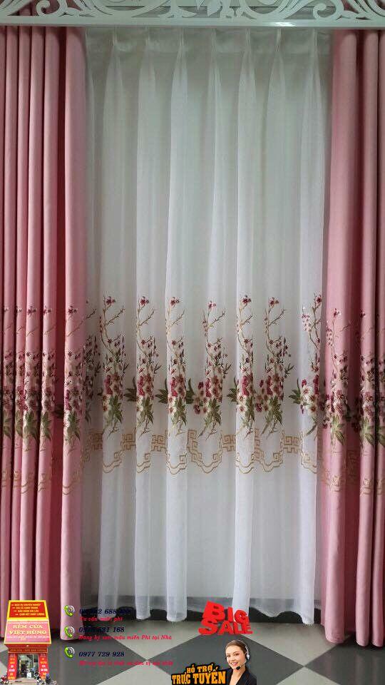 Rèm vải CC52