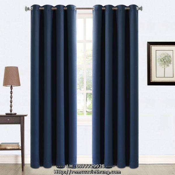 Rèm vải Một Màu VH (2)
