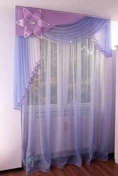 Hướng dẫn vệ sinh rèm vải voan tại nhà đơn giản