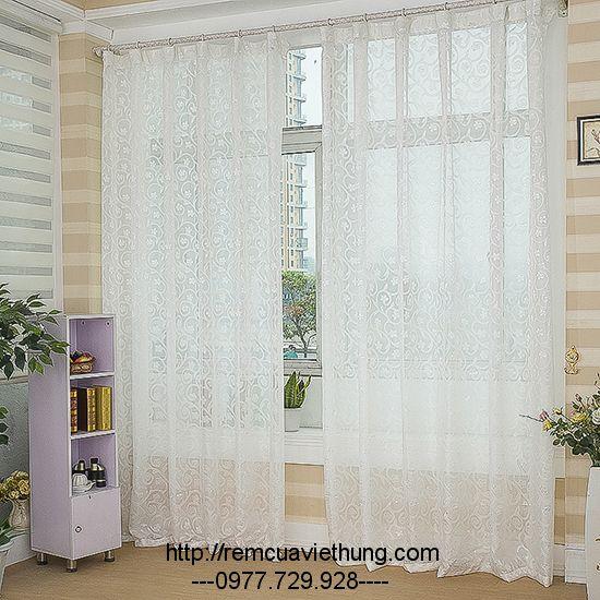 Bí quyết chọn màu rèm cửa phù hợp với màu nội thất