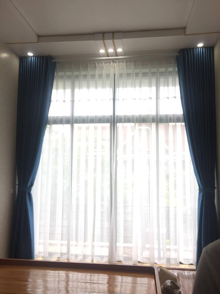 Bí quyết chọn rèm vải trang trí cho căn phòng đẹp