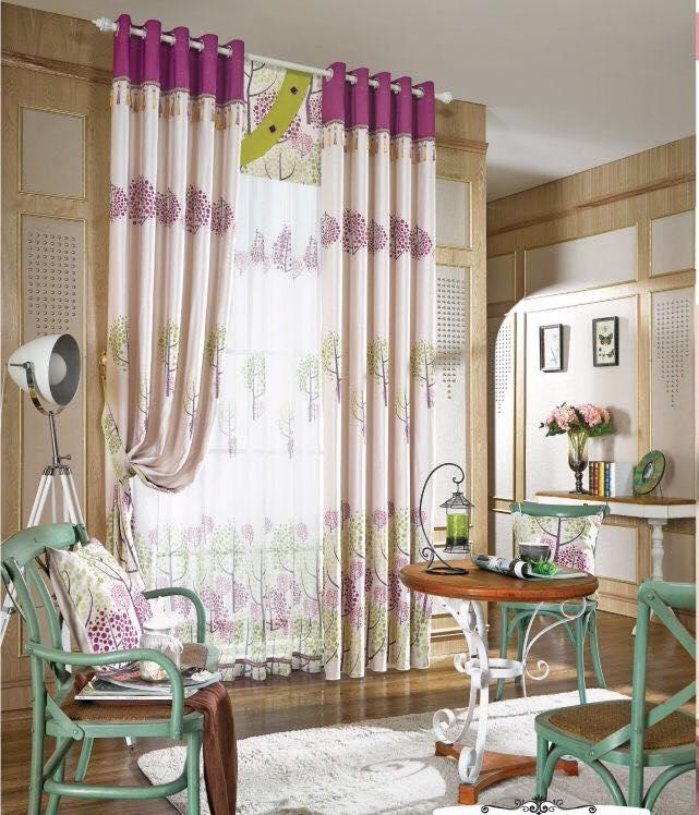 chọn rèm cửa phù hợp với phong thủy ngôi nhà