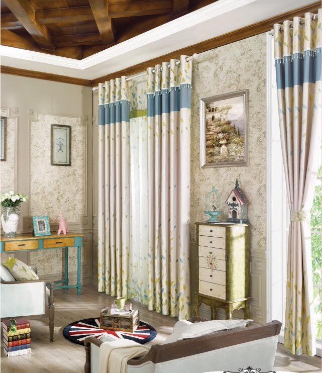 Rèm vải TM 28-2