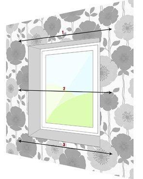 Cách đo rèm gỗ đẹp và chính xác