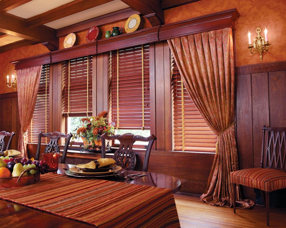Rèm gỗ đẹp cho không gian phòng khách 1