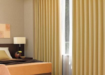 Rèm vải đẹp cho không gian phòng ngủ