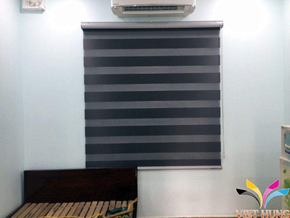 Thi công rèm nhà cô Hà - Nguyễn Tri Phương - Ba Đình